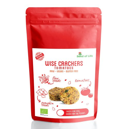 Wise Crackers - Tomatoes (50g)