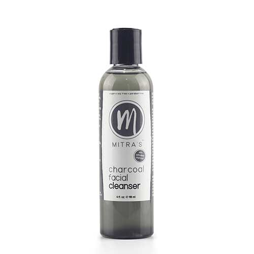 CHARCOAL FACIAL CLEANSER (4oz)